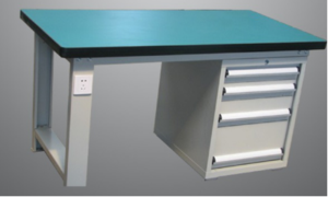 Heavy duty anti-static worktable/test table/bench