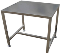 SS304 Stainless Steel Table/Instrument Stainless Steel Operating Table