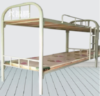 Army iron beds