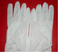All-white gloves (anti-static fabric)