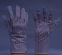 Double-sided anti-static gloves (silk)